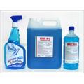 Новый Прогресс: ЖМС №5 для чистки стекла и пластика 5л.