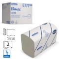 Kimberly-Clark: Туалетная бумага Клинекс Ультра в пачках, 2-сл., 32пач*250л