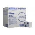 Kimberly-Clark: Туалетная бумага сложен.Клинекс Ультра в пачках, 2-сл., 200л