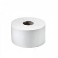 Туалетная бумага в рулонах Lime для мест со средней и высокой проходимостью. Общая длина рулона 200 метров, однослойная, без тиснения, серого цвета. Изготовлена из макулатуры. Бумага классифицируется как профессиональная для диспенсеров диаметром рулона до 19 см. В этом числе диспенсеры Lime, Tork T2 (модели: 555508, 555500, 455000, 555000, 555008) и другие аналоги. 1 слой тиснение: нет перфорация: нет состав: макулатура цвет: серый длина рулона: 200 метров ширина рулона: 10 см. диаметр рулона: 18 см. внутренний диаметр втулки: 5,9 см. вес рулона: 0,65 кг. упаковка: 12 рулонов