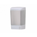 Diversey:Bulk Soap Dispenser White 0.5L /Диспенсер непрозрачный 0.5 л для жидкого мыла SC Star, 1шт.