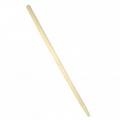 Черенок подходит для лопат Прочный и долговечный Изготовлен из дерева - бук