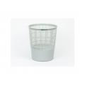 Пластиковая корзина для бумаг. Объем 18 литров. Размер корзины: Высота215 мм Нижний диаметр 295мм Верхний диаметр 330 мм