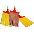 Метла полипропиленовая плоская – необходимый инвентарь для уборки пыли, песка, листьев, грязи, мусора с преимущественно твердых поверхностей внутри производственных помещений и на улице
