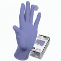 Перчатки MANUAL RN709 смотр.нестер.нитрил (7 1/2  (М))/50пар.