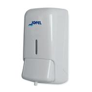 Jofel: Дозатор д/пенного мыла Azur, 0,8л, ABS-пластик, цвет белый/серый