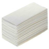 Полотенца бумажные КОНТИСС Z 1-сл.(белые) 150л/18шт
