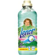 Кондиционер для белья Lenor благотворно действует на ткань. Он придает ей незабываемую мягкость, нежность и приятный аромат «Скандинавская весна», который остается с вещами на длительное время. Этот запах состоит из нежных и тонких ароматов цветов и горной свежести. Кроме того, добавление кондиционера при стирке помогает вещам сохранить цвет и форму. Вы удивитесь, как ваше белье преобразится в лучшую сторону вместе с Lenor!