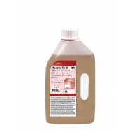 Средство Suma Grll D9 предназначено для мытья духовок и грилей, а также для чистки кухонных поверхностей, загрязненных жиром. Эффективное действие щелочи удаляет любое загрязнение на основе углерода. Идеально подходит для мытья духовок, жаровен и грилей. Без запаха. Снабжен удобным дозирующим устройством.