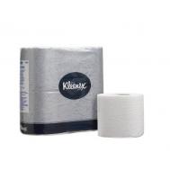 Kimberly Clark: Туалетная бумага малый рулон Kleenex, 2сл, 24м, (96 рул)